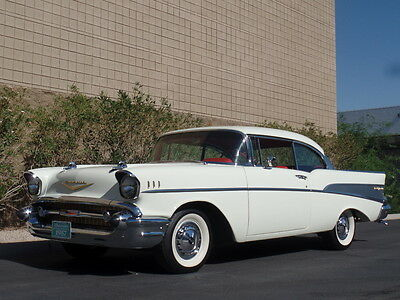 1957 Chevrolet Bel Air/150/210 Bel Air 1957 Chevy Bel Air Stunning Restoration One of the BESTin the WORLD!!!