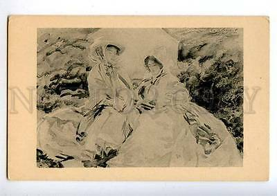 156209 In Tyrol by John Singer SARGENT vintage GLAMOUR PC
