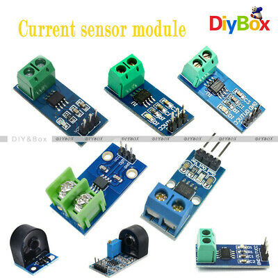 5A 20A 30A Range Current Sensor Module ACS712 714 For Arduino Raspberry Pi UNO