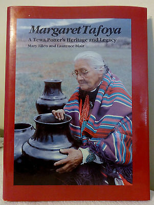 Margaret Tafoya A Tewa INDIAN Potter Heritage and Legacy    Mint Hardcover Book