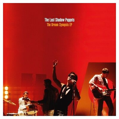 The Last Shadow Puppets-The Dream Synopsis Ep (12Inch+Mp3)-Vinyl Maxi Domin New