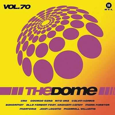 Various-The Dome Vol.70-Cd2 Sme Media New