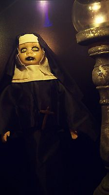 The Conjuring Inspired Porcelain Voodoo Doll
