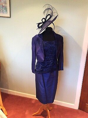 Stunning Mother of the Bride/Groom outfit by Condici Size 14