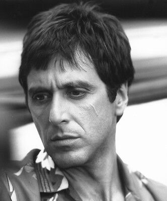 Al Pacino UNSIGNED photo - H3481 - Scarface