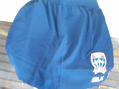 soccer a league supporter shorts newcastle jets large adult