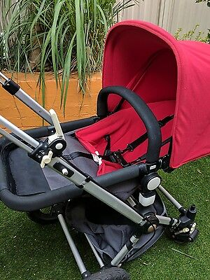 Bugaboo Cameleon pram/stroller with accessories