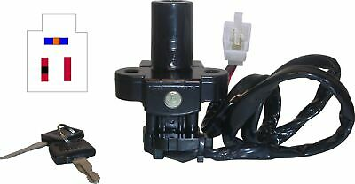 Fits Honda VFR 750 F (Europe) 1990-1997 Ignition Switch (Each) 35100-MY5-731