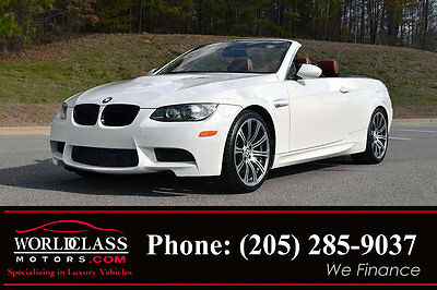 2012 BMW M3 2dr Convertible like NEW 2012 BMW M3 Convertible, must see! 08 09 10 11 13 M5