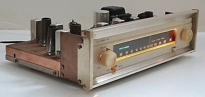Vintage Sherwood Model S-3000 IV FM-MX Tuner For Parts or Repair