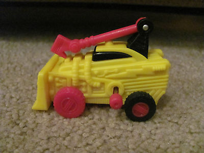 Wendy's Kids Meal Techno Tows 1995 Wind up Truck