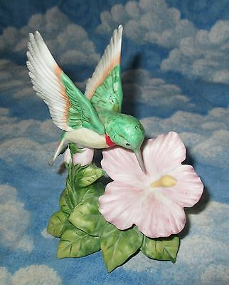 Beautiful Home Interiors Humming Bird Figurine