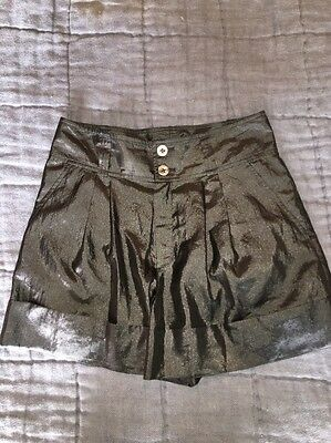 Marc by Marc Jacobs Black Shorts Size 8