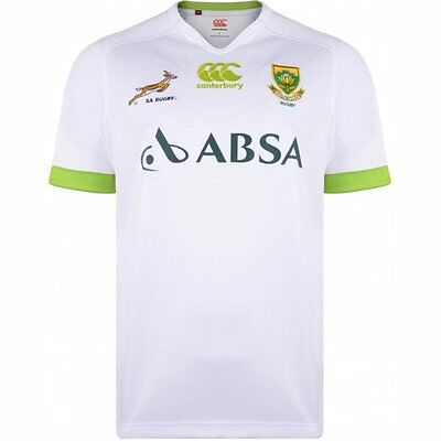 Canterbury South Africa Springboks Rugby Alternate Pro Mens Jersey- S to XL