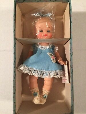 Rare Vintage Madame Alexander Littlest Kitten Doll Nrfb Mint Collector Quality