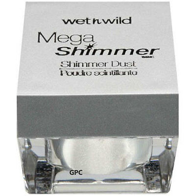 Wet N Wild Mega Shimmer Dust, 262 White Lotus (2 each)