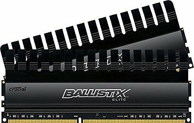 Ballistix Elite Kit Memoria da 16 GB (8 GBx2), DDR3, 2133 MT/s, (PC3-17000) UDIM