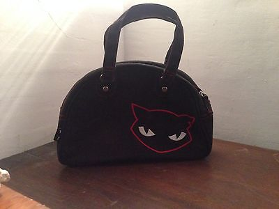 Emily Strange Black Cat Purse
