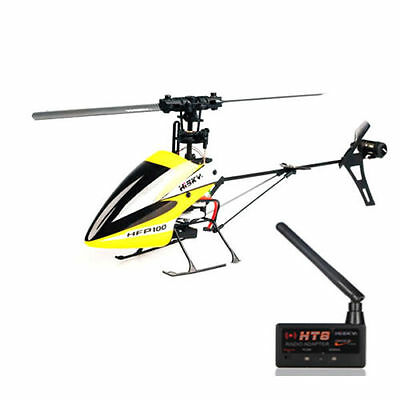 Hisky HFP100 V2 4CH 6 Axis Gyro RC Helicopter HT8 Radio Module