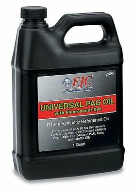 FJC 2480 PAG Universal Oil with Fluorescent Leak Detection D