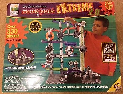 Techno Gears Marble Mania EXTREME 2.0
