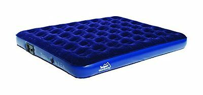 Texsport Queen Air Bed with Built-in Pump