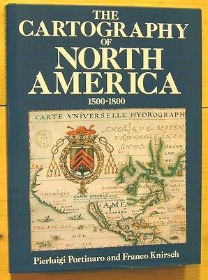 The Cartography of North America - new! Great book for the antique maps lover.