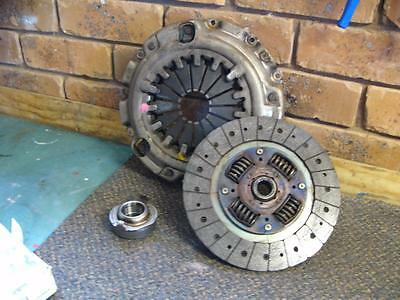 1996 Ford COURIER Clutch & Pressure Plate, Bearing & Bearing Arm WD 2.5l Diesel
