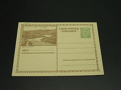 Luxembourg old mint picture postal card *12532