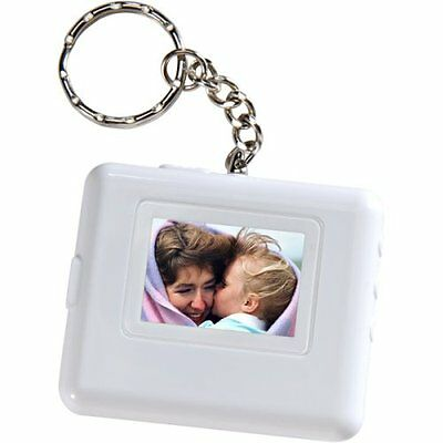 Roadmaster 1.4-Inch Digital Photo Frame Keychain
