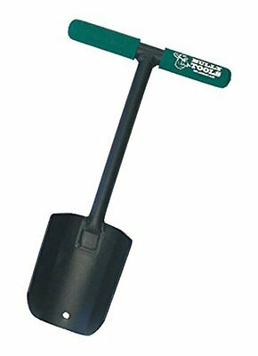 Bully Tools 92505 14-Gauge Steel Tulip Spade with T-Style Handle