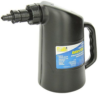 Plews 75-030 Auto Shut Off 2 Quart Capacity Plastic Battery