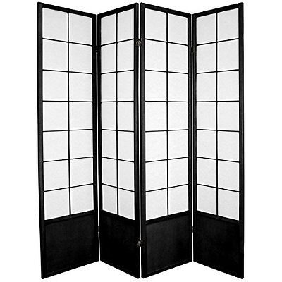 Oriental Furniture Unique Quality High End Design, 6-Feet Zen Japanese Rice