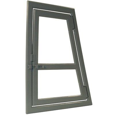 Ideal Pet Products 7.25-by-14.5-Inch Pet Passage Screen Door
