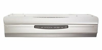 Broan QS336SS QS3 Series Range Hood, 36-Inch, Stainless Stee