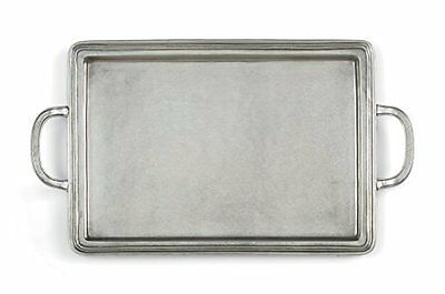 Arte Italica Peltro Medium Rectangular Tray