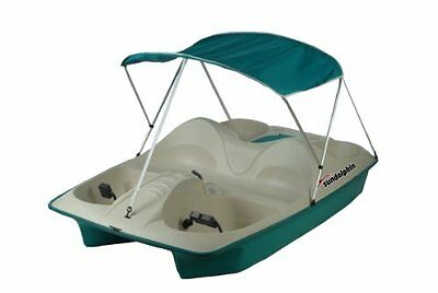 Sun Dolphin 2-Pole Pedal Boat Canopy Replacement (Teal)