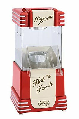 Nostalgia RHP625 Retro Series 12-Cup Hot Air Popcorn Maker