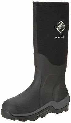 The Original MuckBoots Adult Arctic Sport Boot,Black,9 M US Mens/10 M US Wo