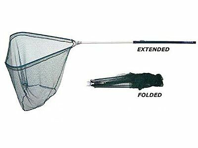 Promar Trophy Series Collapsible Landing Nets with 20-Inch X 20-Inch Hoop a
