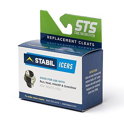 Stabilicers Replacement Cleat for Sport Lightweight Serious Traction Gear-P