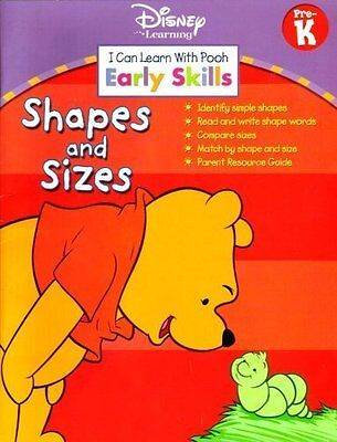 I Can Learn With Pooh - Early Skills Pre-K - Shapes and Sizes