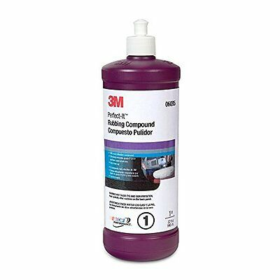 3M 06068 Perfect-It Ultrafine Machine Polish - 1 Quart