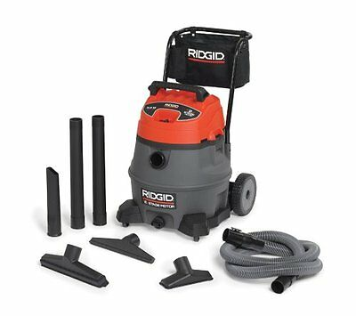 Ridgid 25648 RV2400A 14 Gallon 2-Stage Industrial Vacuum