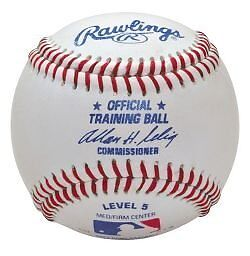 Rawlings Level 5 Official Training Baseball (Pack of 12)