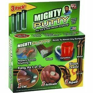 Mighty Putty 3-Pack