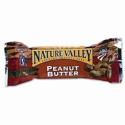 Nature Valley Peanut Butter Snack Bars, 18-Count