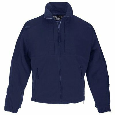 5.11 Tactical #48038 Tactical Fleece Jacket (Dark Navy, XX-L