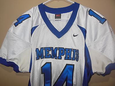 Memphis Tigers Game Used Football Jersey All Sewn