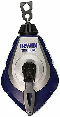 IRWIN Tools STRAIT-LINE SPEEDLINE PRO Chalk Reel, 100-foot (